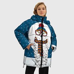Куртка зимняя женская Филин - фото 2