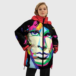 Куртка зимняя женская Jim morrison - фото 2