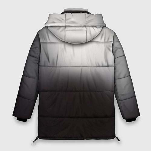Женская зимняя куртка АлисА: Трасса E95 / 3D-Черный – фото 2