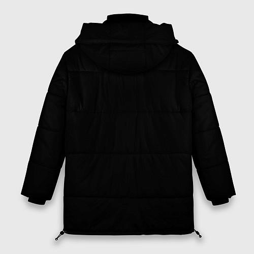 Женская зимняя куртка Кипелов: Ария / 3D-Черный – фото 2