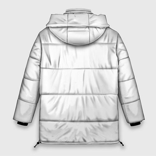 Женская зимняя куртка Panda Love / 3D-Черный – фото 2