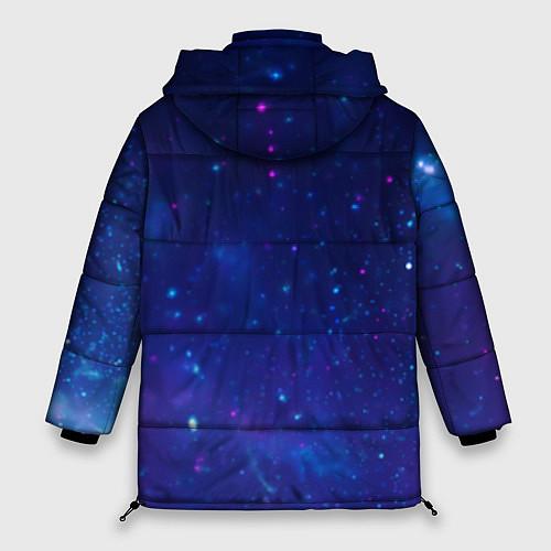 Женская зимняя куртка Лев SWAG / 3D-Черный – фото 2