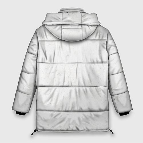 Женская зимняя куртка KISS: Adult demon wig / 3D-Черный – фото 2