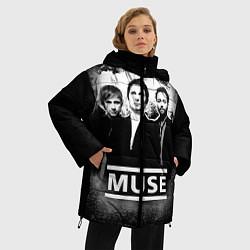 Куртка зимняя женская Muse - фото 2