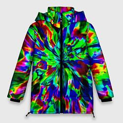 Куртка зимняя женская Оксид красок - фото 1