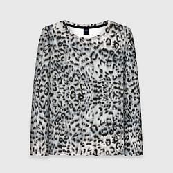 Женский лонгслив White Jaguar