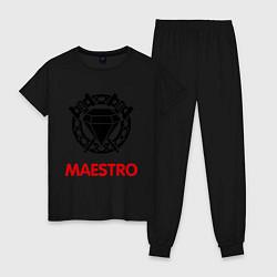 Женская пижама Dwarf Fighter - Maestro