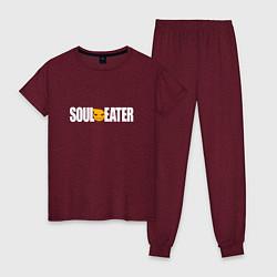 Женская пижама Soul Eater: White