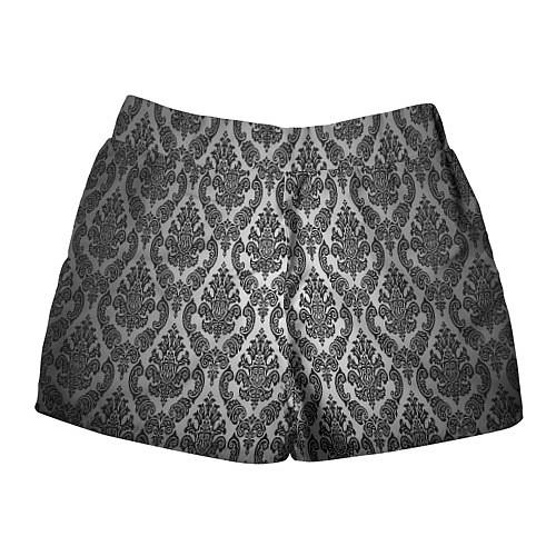 Женские шорты Гламурный узор / 3D – фото 2