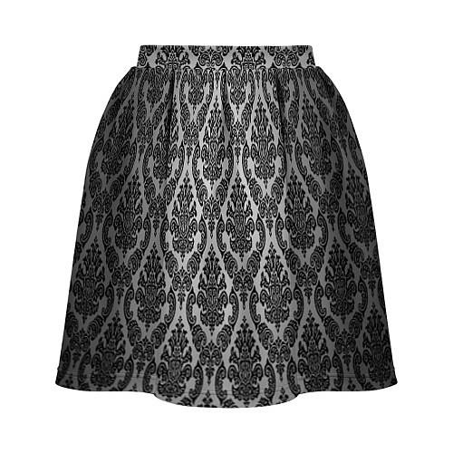 Женская юбка Гламурный узор / 3D-принт – фото 2