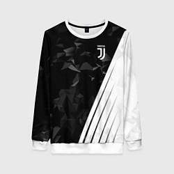 Женский свитшот FC Juventus: Abstract