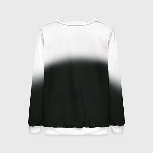 Женский свитшот Пикник / 3D-Белый – фото 2