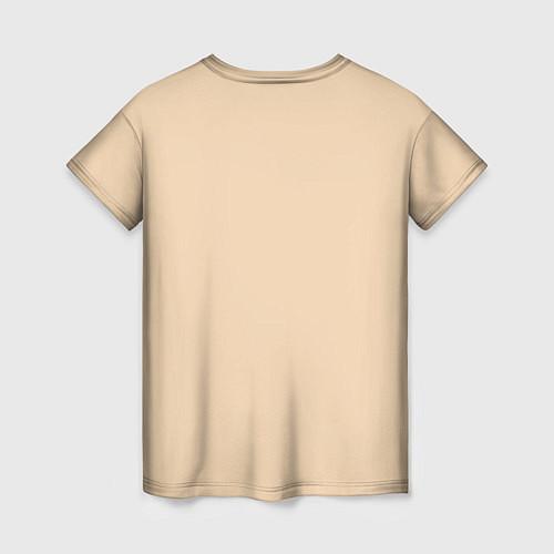 Женская футболка Stranger Things / 3D – фото 2
