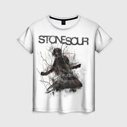 Футболка женская Stone Sour: Rage цвета 3D — фото 1