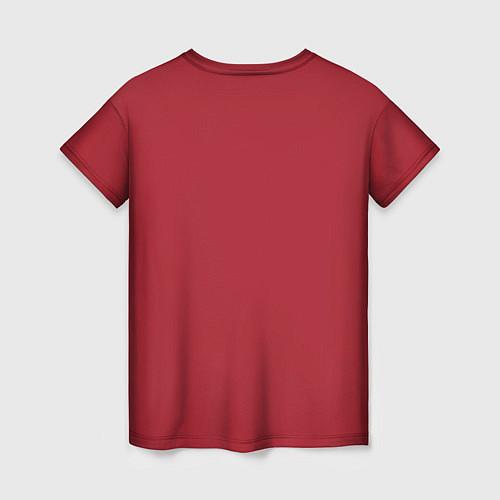 Женская футболка On the rock / 3D-принт – фото 2