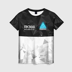 Футболка женская RK900 CONNOR цвета 3D — фото 1