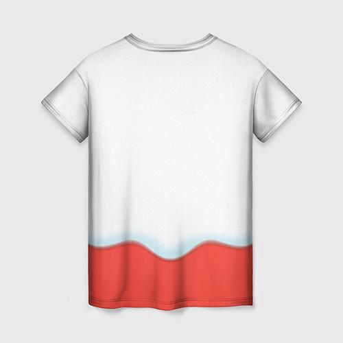 Женская футболка Таня Kinder / 3D-принт – фото 2