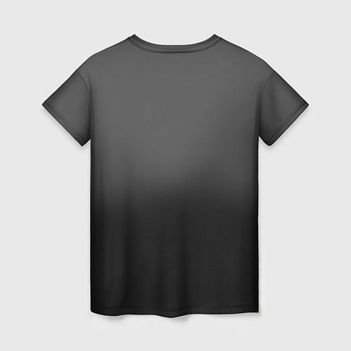 Женская футболка Группа Кино / 3D – фото 2