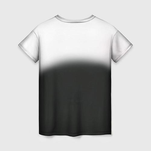 Женская футболка Пикник / 3D – фото 2