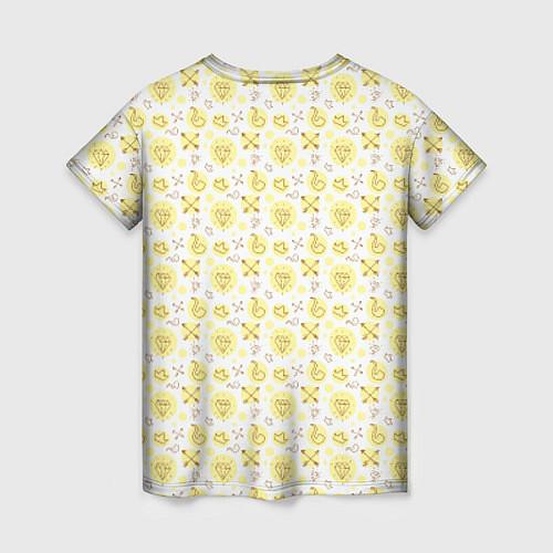 Женская футболка Original Hipster / 3D – фото 2