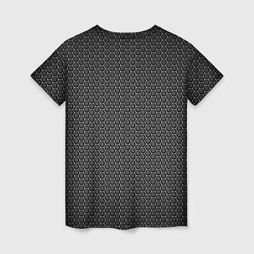Женская футболка No pain, no gain / 3D – фото 2