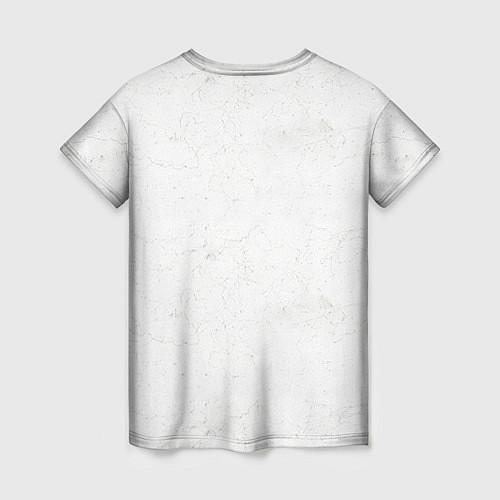 Женская футболка KISS: Adult spaceman wig / 3D – фото 2