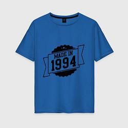 Женская футболка оверсайз Made in 1994